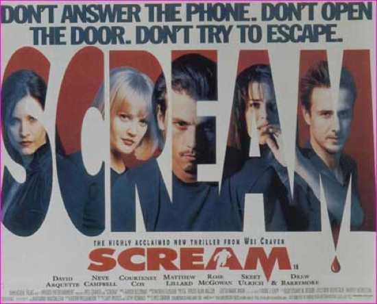 200807 Scream-Poster
