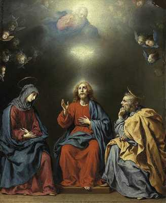 Carlo-Dolci-The-Holy-Family-With-God-The-Father-And-The-Holy-Spirit