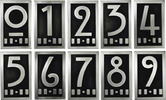 Mackintosh Numbers