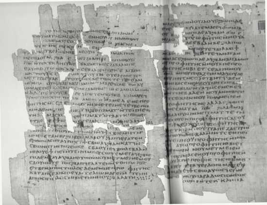 Didache-Coptic
