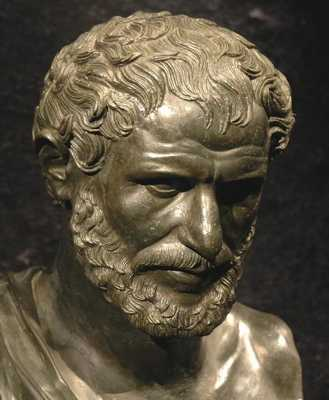 Herculaneum Heraclitus