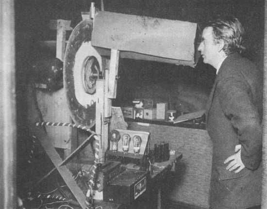 Baird-Early-Tv-Camera