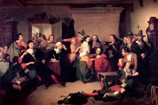 Witch salem trial