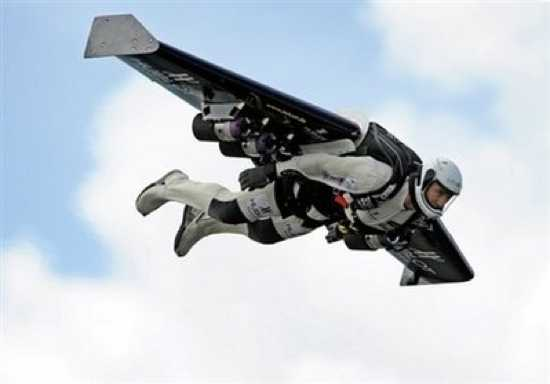 one person flying machine
