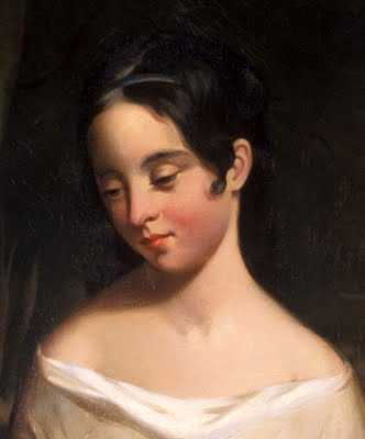 G225610 U75009 Thomas Sully Virginia Clemm Poe