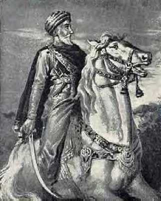 Pakhtun Warrior