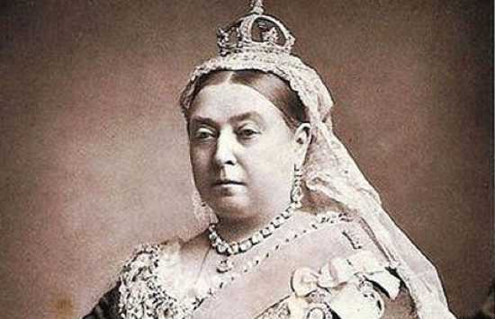 Queen Victoria -3A Cropped