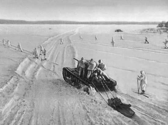Soviet Offensive Moscow December 1941
