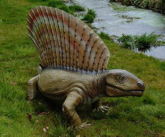 Edaphosaurus64