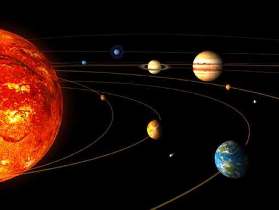 Solarsystem-Artist
