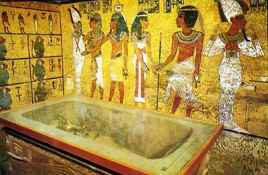 Tutankhamens-Tomb
