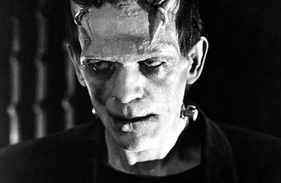 Frankenstein-1931-Monster