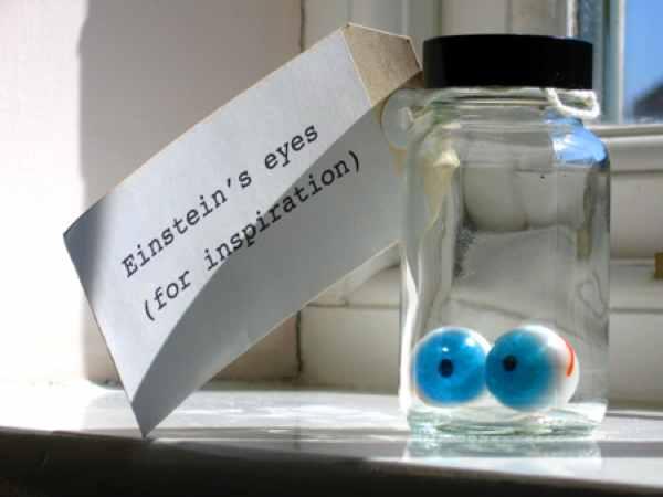 Einsteins Eyes