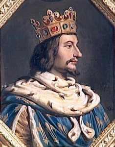 King Charles VI of France