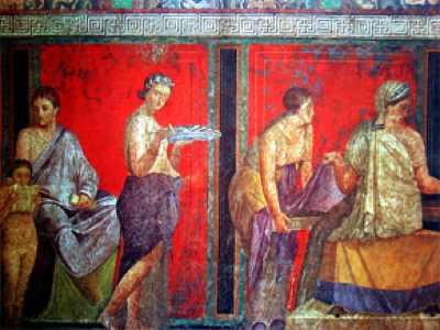 Roman-Painting-Pompeii