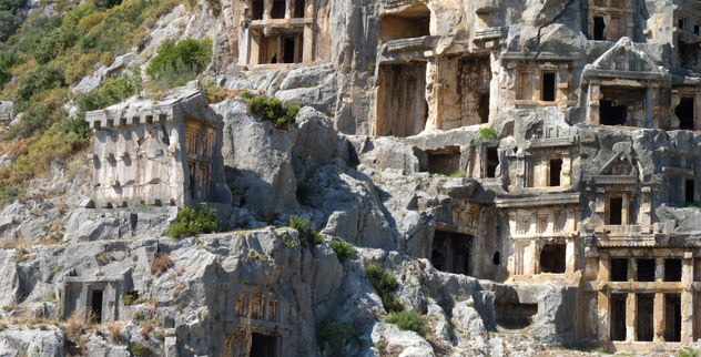 Incredible Places Carved From Rock Listverse - 18 incredible cliff side dwellings around world