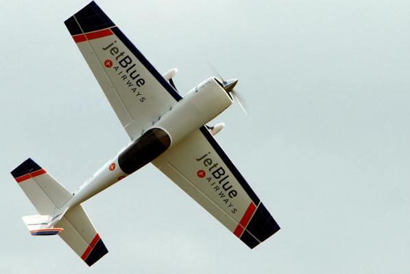 Jetblue Aerobatic Rc Plane