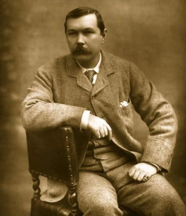 Sir Arthur Conan Doyle 1890
