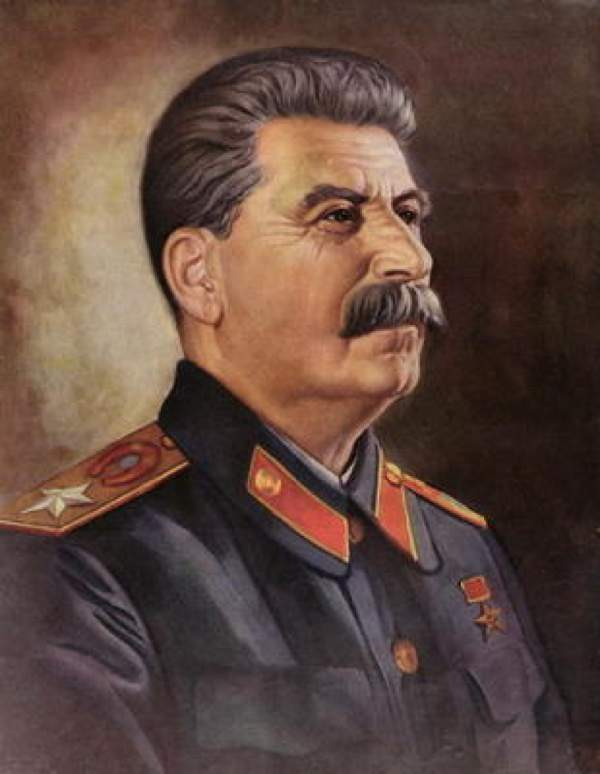 Top 10 Mustachioed Dictators Who Brutalized Modern History ... Joseph Stalin