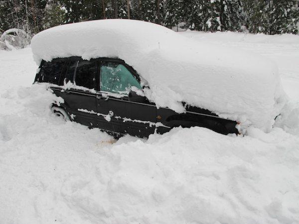Sweden-Snowed-In