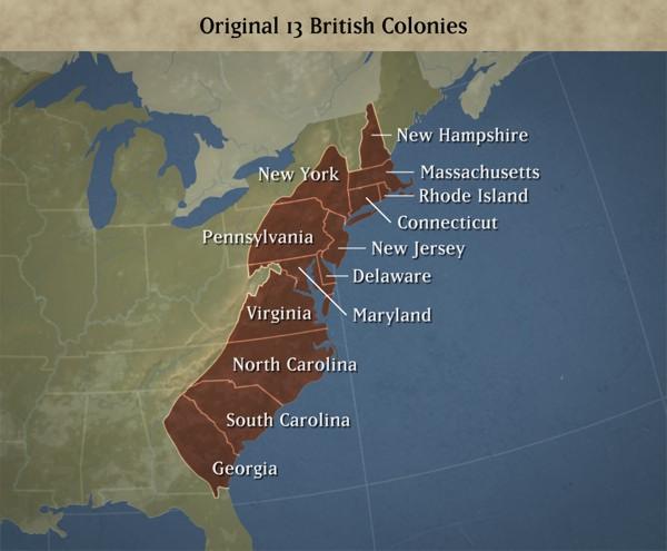 Original Colonies
