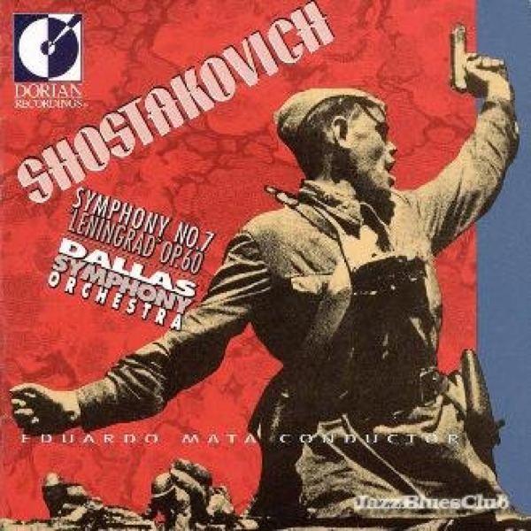 Shostakovich Symphony Poster