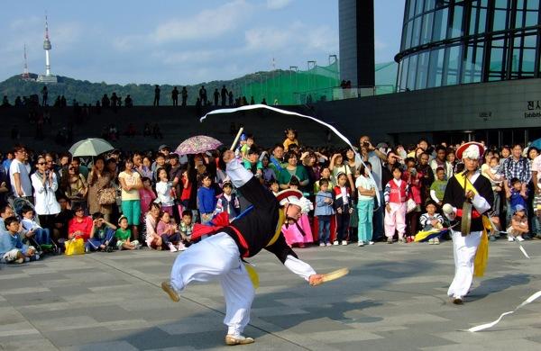 Chuseok Dance