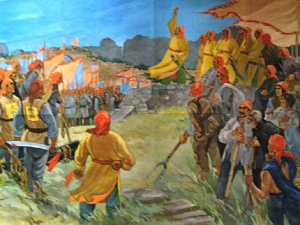 Battle Of Sanhe  A Major Engagement Of The Taiping Rebellion