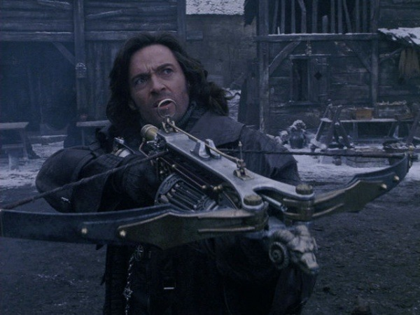 Crossbow from Van Helsing Movie