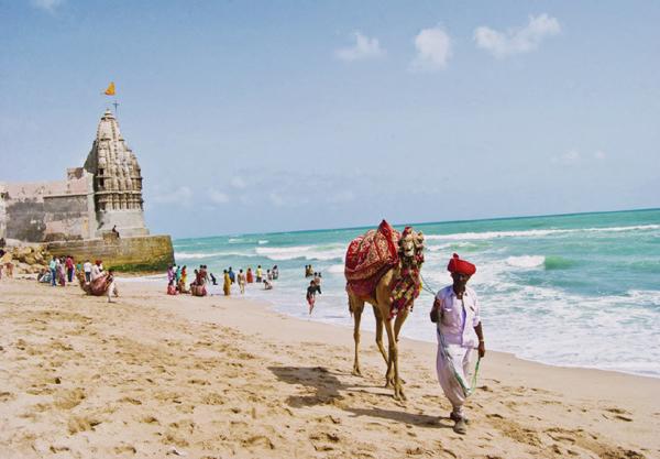 Dwarka Dwarka Beach 006