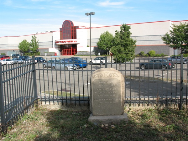 Grave in a Parking Lot