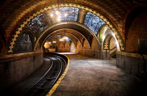 New York Hidden Subway