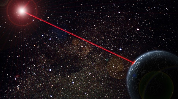Space Laser