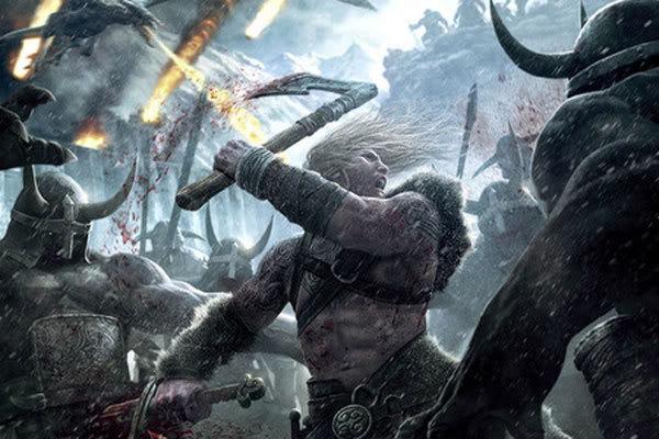 Viking Med Evig Magt