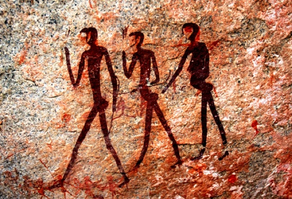 Cave Painting 1