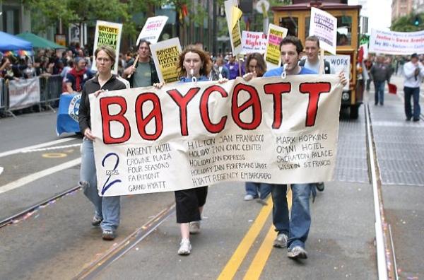 Boycottsign