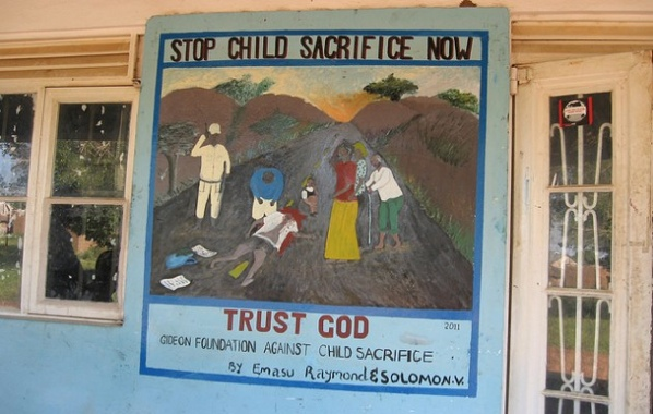 Child-Sacrifice