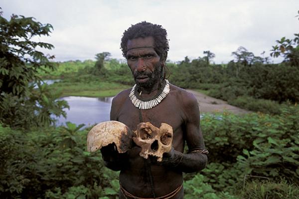 Korowai Skull Sized