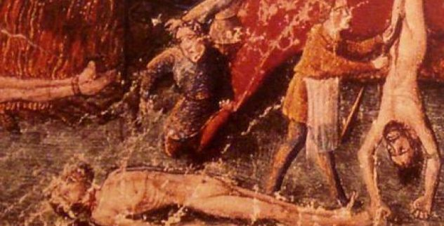 10 Horrific Tales Of Historic Cannibalism