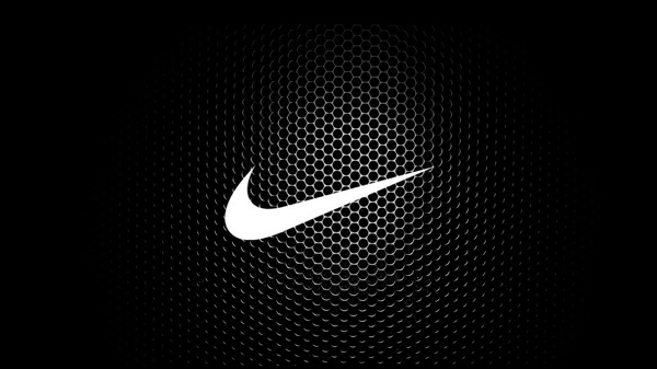 Nike Logo Wallpaper Iron Mesh 1920X1080