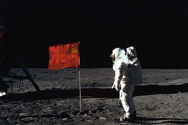 Russian Moon Landing