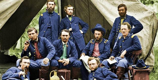 Jew Detector: 10 War Crimes Of The US Civil War