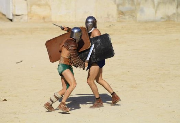 10 famous gladiators from ancient rome