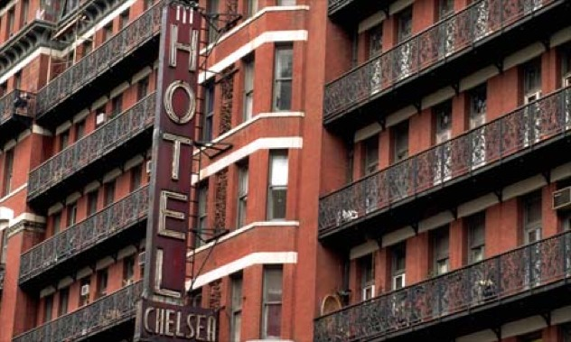 A Bohemian Landmark The Hotel Chelsea Was Built Between 1883 And 1885 Although It Home Of Countless Artists Authors Poetusicians