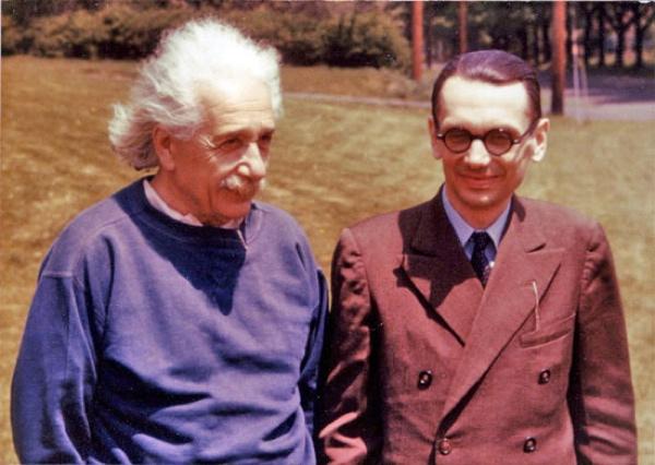 Einstein-Godel
