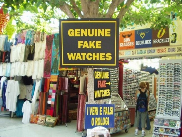 Genuine Fake Watches