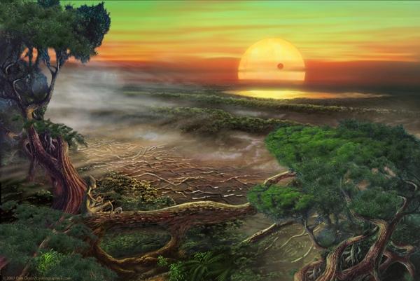 Gliese581C Forest04
