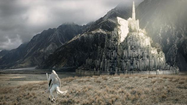 La Ciudad Blanca En El Film