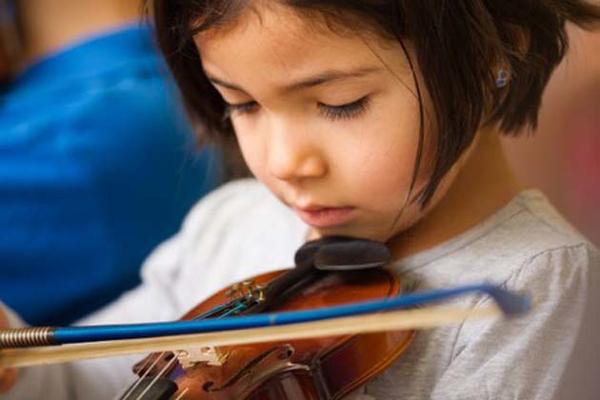 Child Violin