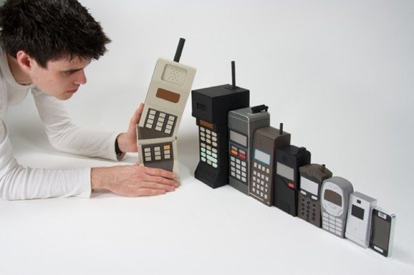 Evolution Of The Cellphone 01